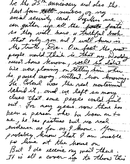 Jesse's letter about publishing in 2002 cont'd