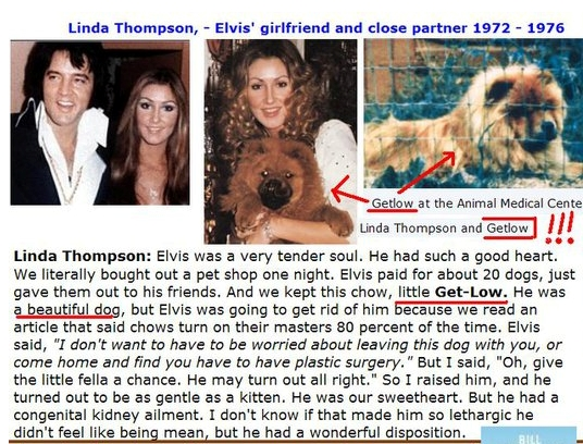 Linda Thompson and Get Low