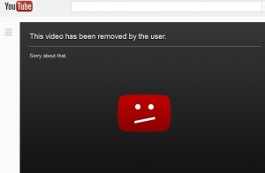 Rich Gainer's YouTube of Jesse's song is gone