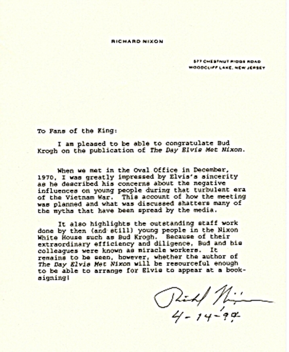 Presidentnixonletterforbook