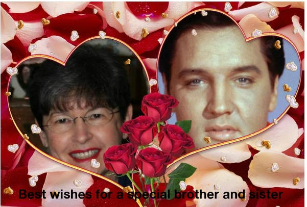 Valentine for Jesse and me by Joan