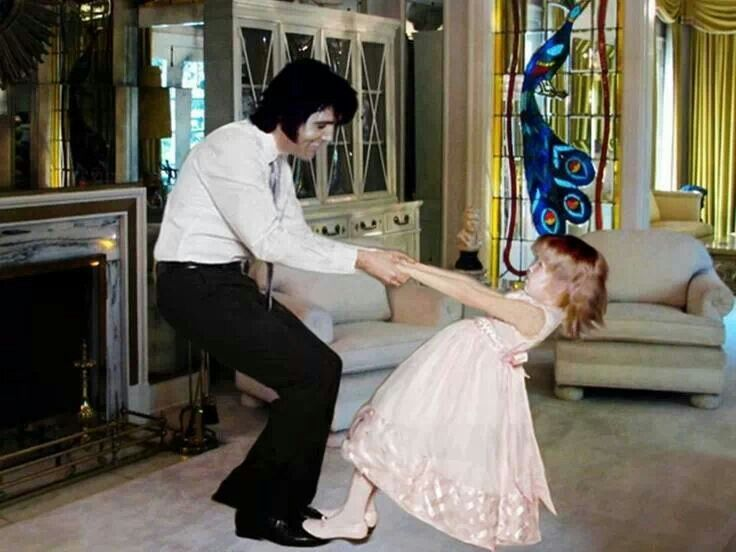 Elvis and Lisa from Pinterest