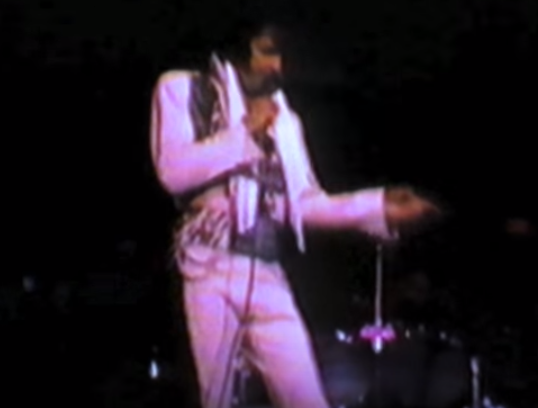 Elvis Presley Live December 31  1976 Video Final Countdown To Midnight HD   YouTube