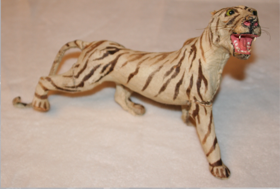 Tiger from Jesse