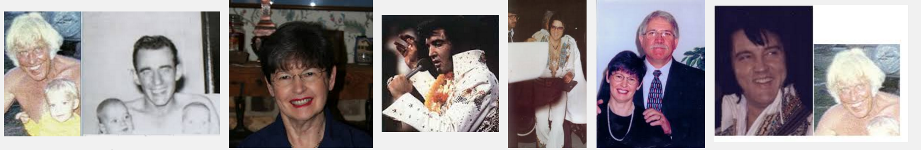 linda sigmond hood s debunked elvis photos   Google Search